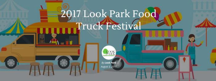 Look Park Food Truck Festival