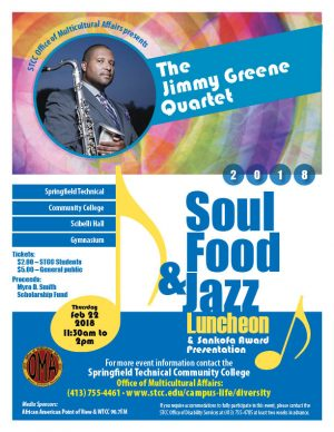 Soul Food and Jazz Luncheon