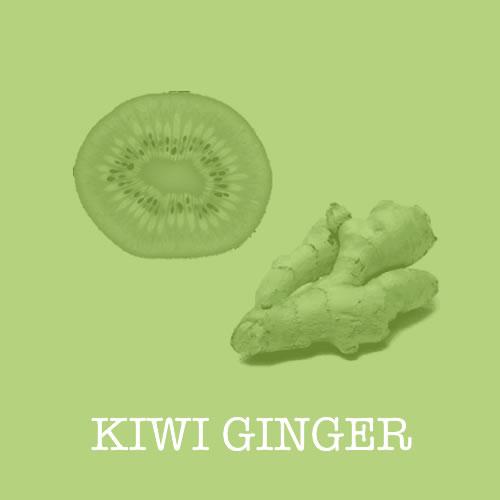 Flavor Kiwi Ginger