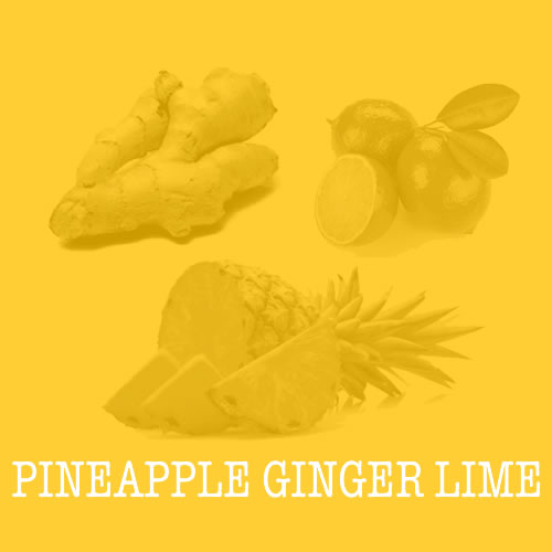Pineapple Ginger Lime