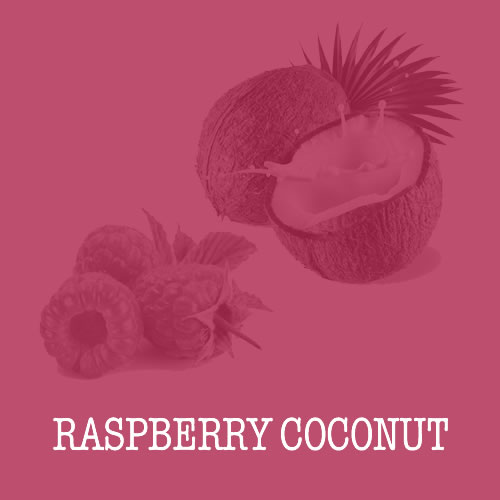 Raspberry Coconut