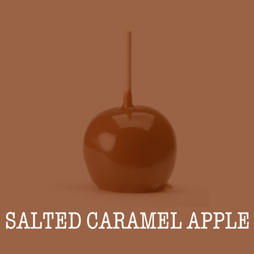 Ice Pop Flavor Salted Caramel Apple