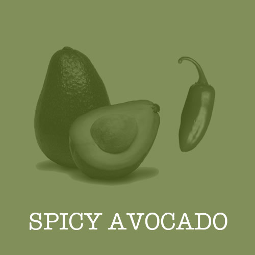 Spicy Avocado
