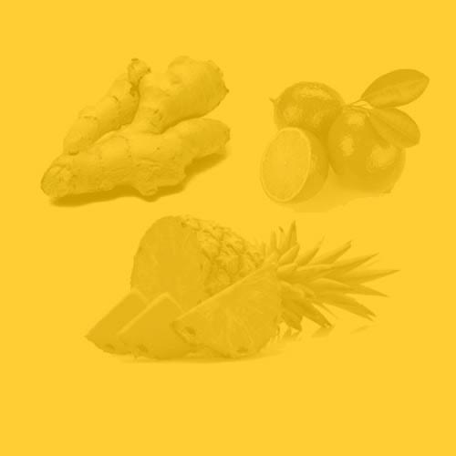 Pineapple Ginger Lime