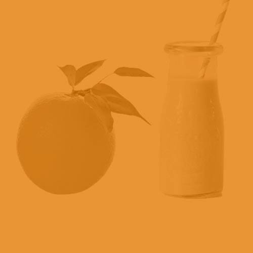 Orange Cream