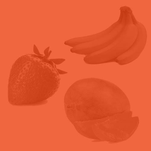 Mango Strawberry Banana
