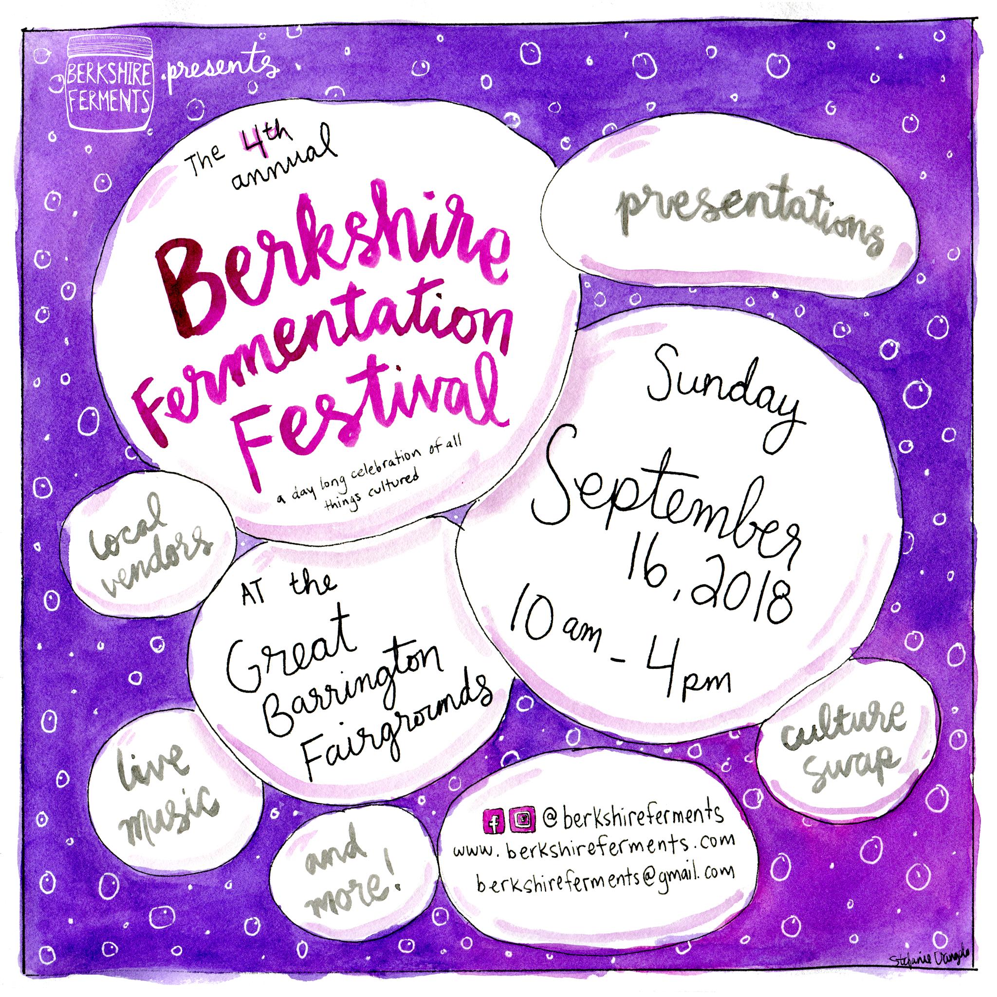 Berkshire Fermentation Festival
